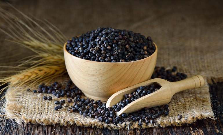 black pepper and its uses